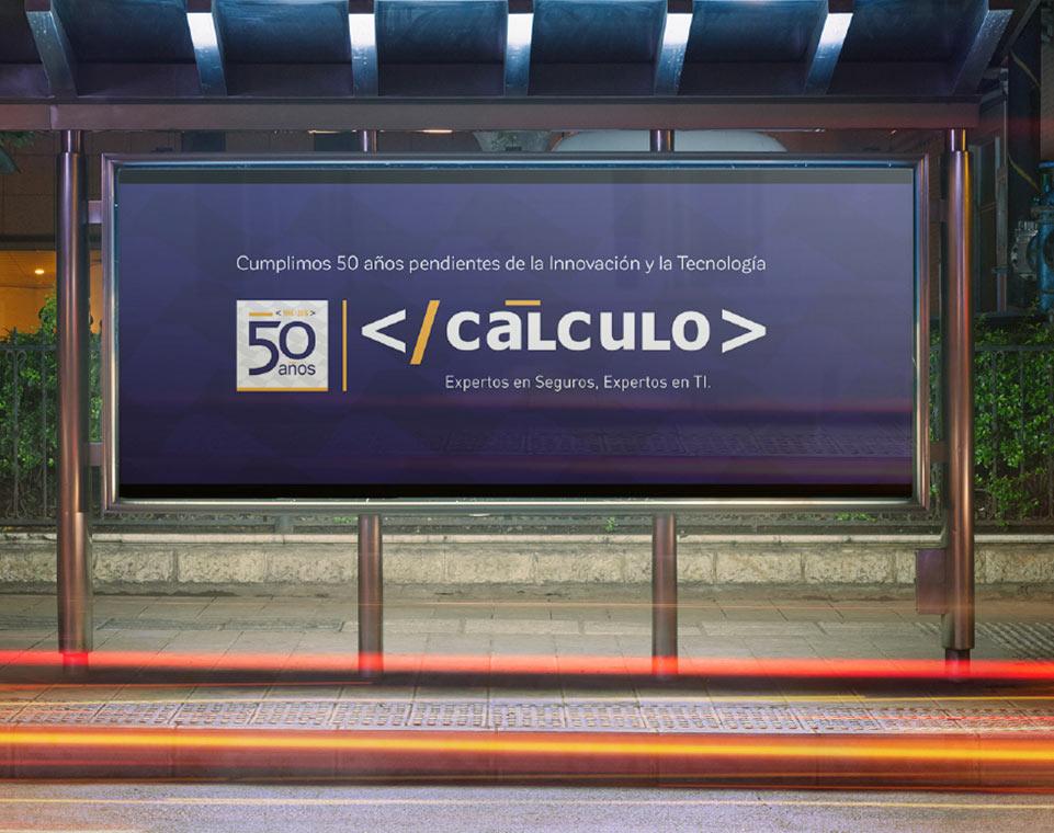Cálculo 50 aniversario