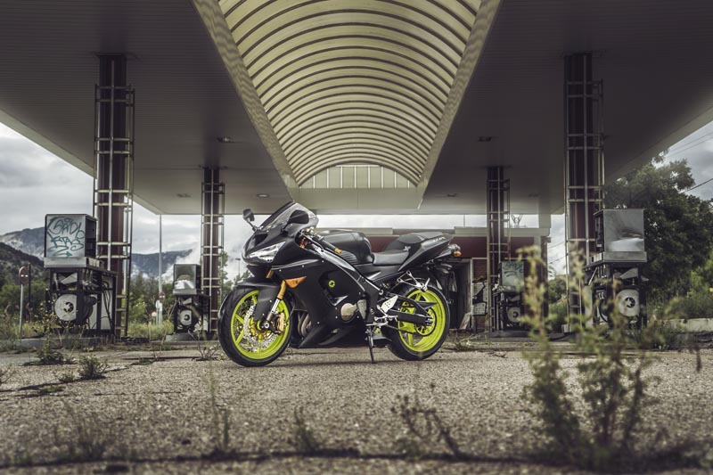 Kawasaki Ninja ZXR6