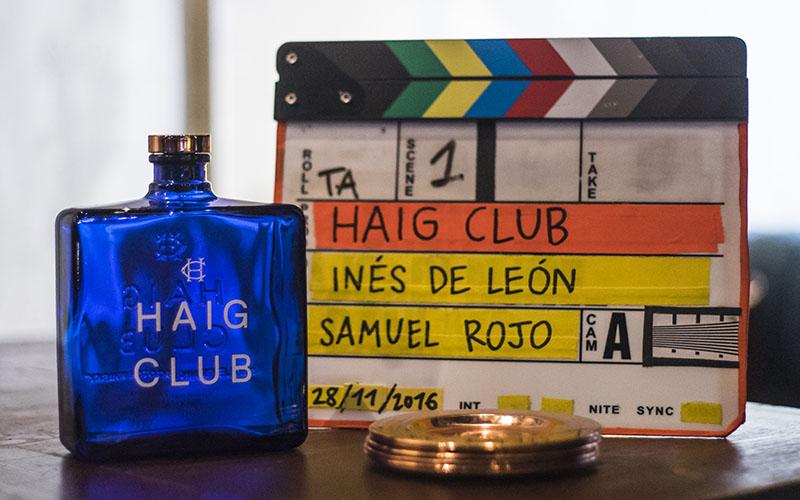 HAIG CLUB - Making Of