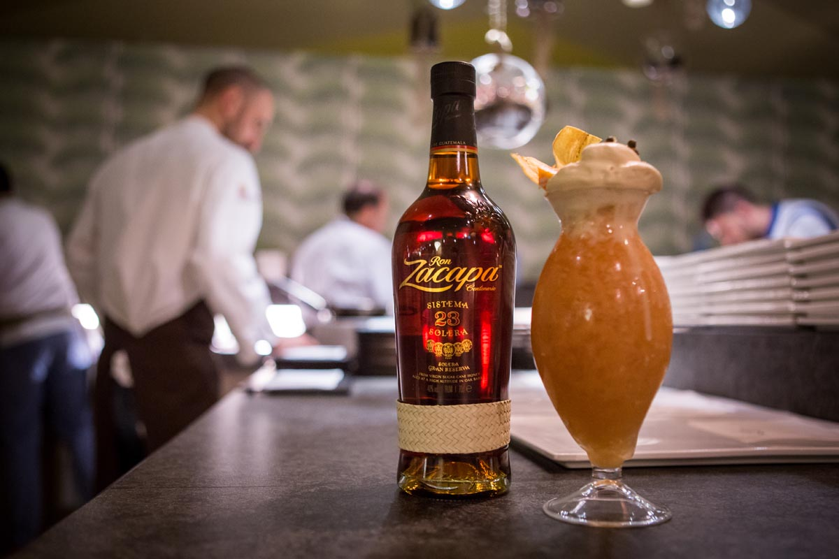Zacapa - Colombia in residence