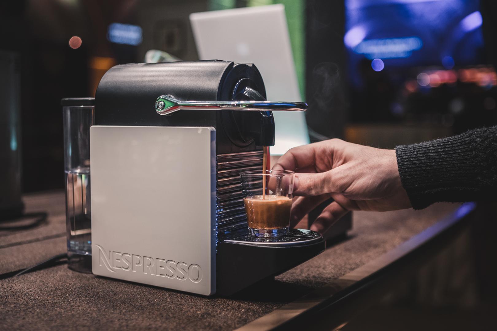 Inauguración Nespresso