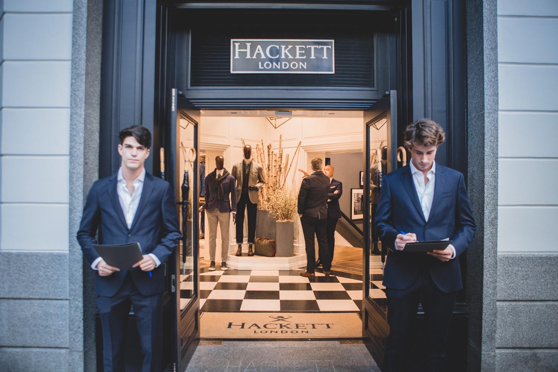 Hackett London Madrid